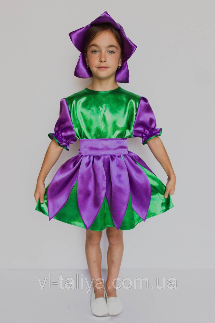 27911f49a959b Детский карнавальный костюм цветок Колокольчик - интернет-магазин  vi-taliya.com.ua