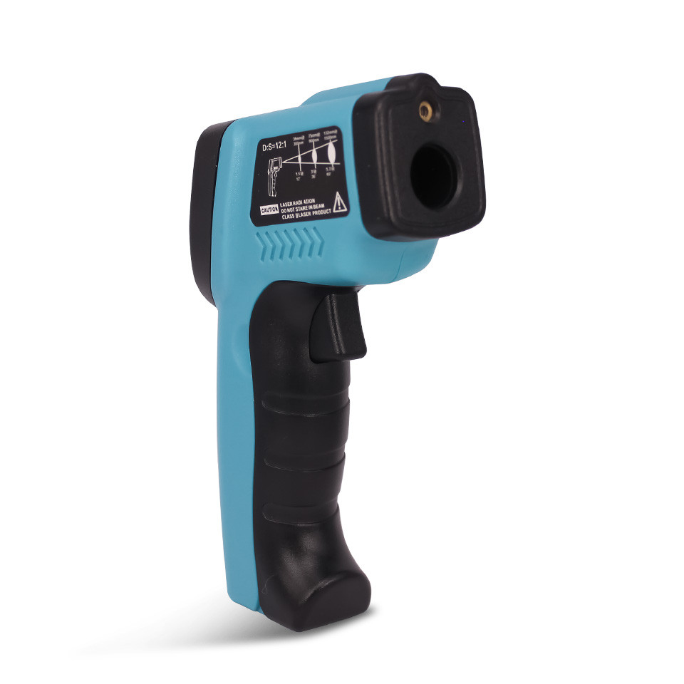 Бесконтакный цифровой ИК IR лазерный термометр пирометр GM550 -50+550С
