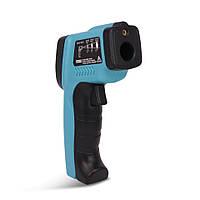 Бесконтакный цифровой ИК IR лазерный термометр пирометр GM550 -50+550С, фото 1