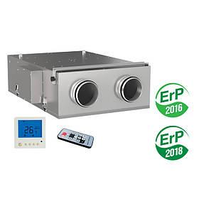 Компактная приточно-вытяжная установка Вентс ВУЭ2 150 П ЕС Комфо