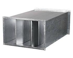 Шумоглушитель прямоугольный Вентс СР 1000х500