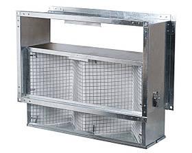 Фильтр для вентиляции Вентс ФБ 500х250 кассетный прямоугольный