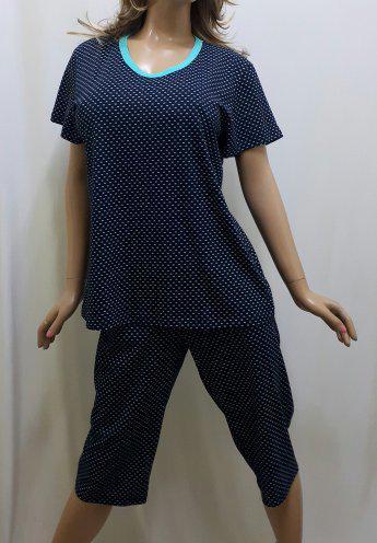 Пижама женская с бриджами от 50 до 62 р-ра, Харьков