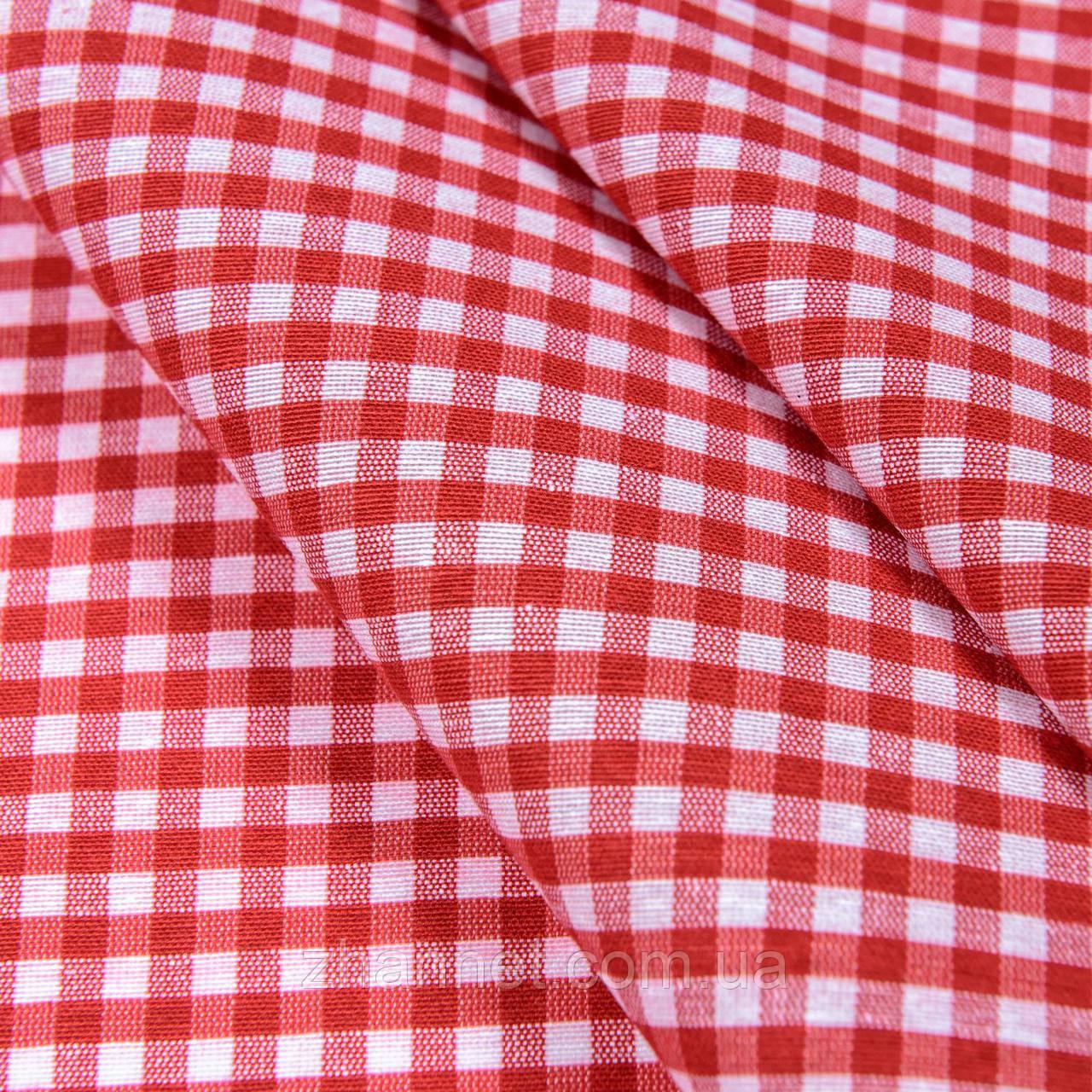 Тканина для скатертини з акриловою грунтовкою PATINIR червоний 160 см (538801)