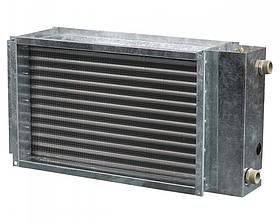 Водяной нагреватель воздуха Вентс НКВ 400х200-4