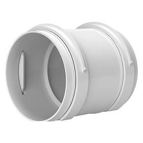 Муфта круглая FlexiVent 060163