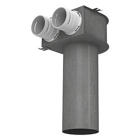 Адаптер вентиляционной решетки Vents FlexiVent 0811125/63х2