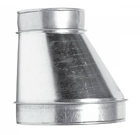 Переход односторонний вентиляционный 200/150