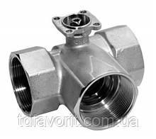 Шаровый 3-х ходовой клапан R3050-25-B3
