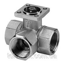 Шаровый 3-х ходовой клапан R3020-4-S2