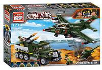 Конструктор Brick Enlighten 1710 Combat Zone - 5, 223 детали