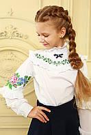 Модная вышиванка для школьницы