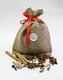 Набор пряностей для Глинтвейна в холщовом мешочке, 35 грамм, фото 5