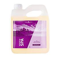 """Профессиональное массажное масло """"SPA"""" 3 литра для массажа"""