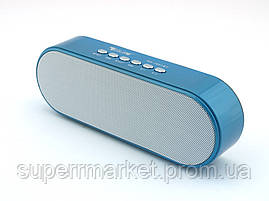 Golon RX-1801bt 6W, блютуз колонка, голубая, фото 2