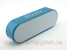 Golon RX-1801bt 6W, блютуз колонка, голубая, фото 3