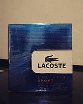 Мужские - Lacoste Essential Sport (edt 125 ml) Лакоста эссеншиал спорт, фото 2