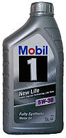 Моторное масло синтетическое Mobil 1 5w30 1л