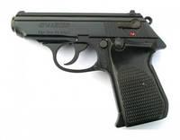 Пистолет стартовый ПСШ-790 чёрный к.з. (7 зар)