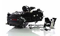 Двигатель Альфа 110 см3 механика черный Alpha Lux, фото 1