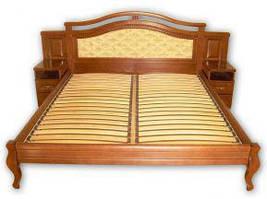 Кровать с встроенными тумбочками 180х200 Венера РКБ