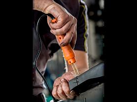 Паяльник для ремонта пластиковых деталей, Bahco, BBS210, фото 3