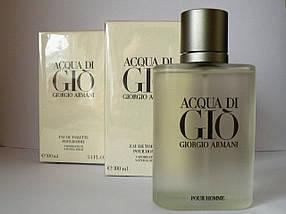 Мужские - Armani Acqua di Gio pour homme (edt 100ml) Армани аква ди джио пур хом, фото 3