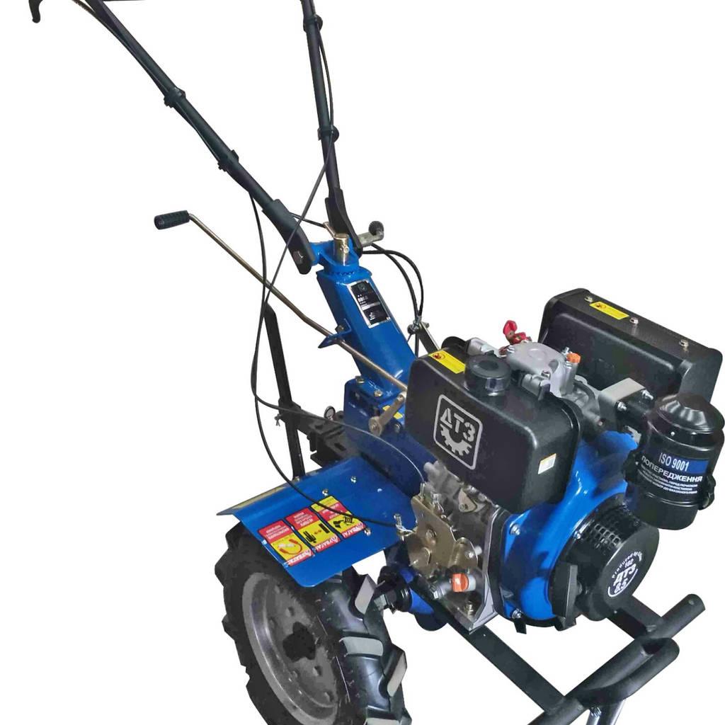 Мотоблок дизельный ДТЗ585Д +20 л дизеля в подарок