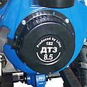 Мотоблок дизельный ДТЗ585Д +20 л дизеля в подарок, фото 3