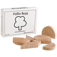 """Мини головоломка """"Робин Вууд"""" 5024 деревянная"""