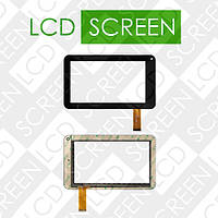 Тачскрин (touch screen, сенсорный экран) для планшетов Nanotab NT7081; Brend Sound Mix BE7281, DH-0705A1-FPC05, MA-Z7Z35