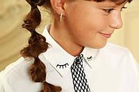 Нарядная блуза для школьницы
