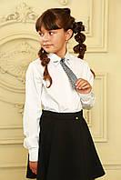 Нарядная блуза для школьницы, фото 1