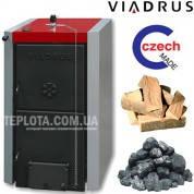 Котел твердотопливный Viadrus Нercules U22 C,D (8 секций, 46,5кВт)