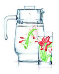 Iris Набір для води -7 пр. Luminarc N0955