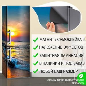 Как декорировать старый холодильник, Самоклейка, 180 х 60 см, Лицевая