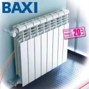 Радиатор алюминиевый BAXI CONDAL 60 (Бакси 500х80)