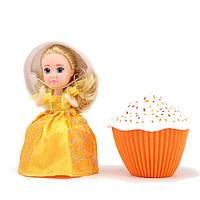 Кукла серии Ароматные  капкейки Арахисовое Масло