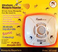 Ультразвуковой Отпугиватель Комаров Ximeite МТ 606