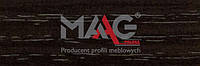 Кромка ПВХ Венге Магия D12/1 MAAG 0.6х22 мм.