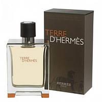 Мужская туалетная вода Hermes Terre dHermes EDT 100 ml (лиц.)
