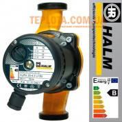Насос циркуляционный HALM HUPA 25-6.0 U 180 с мокрым ротором