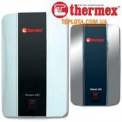 Проточный водонагреватель THERMEX Stream 350 White (Термекс 3,5 кВт, белый)