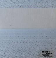 Рулонные шторы День-Ночь Ткань Бриония Белый ВН 115\1