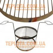 Решетка для тандыра (двухуравневая из нержавейки) к Тандыру 1-3