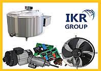 Комплектующие и запчасти для охладителей молока / пульты управления / контроллеры / мотор-редукторы