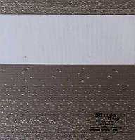 Рулонні штори День-Ніч Тканина Бріонія Грей ВН 115\5
