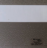 Рулонные шторы День-Ночь Ткань Бриония Грей ВН 115\5