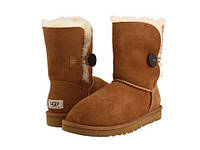 UGG Bailey Button Chestnut Оригинал. угги интернет магазин, угги украина интернет магазин