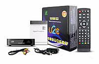Цифровой эфирный ТВ тюнер Т2 U2C HD DVB-T2 Wi-Fi, фото 1